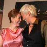 青田典子芸能活動再開?安全地帯30周年パーティーにて。離婚は?
