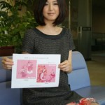 美人銅版画家・小松美羽の作品とは。結婚や熱愛報道は?